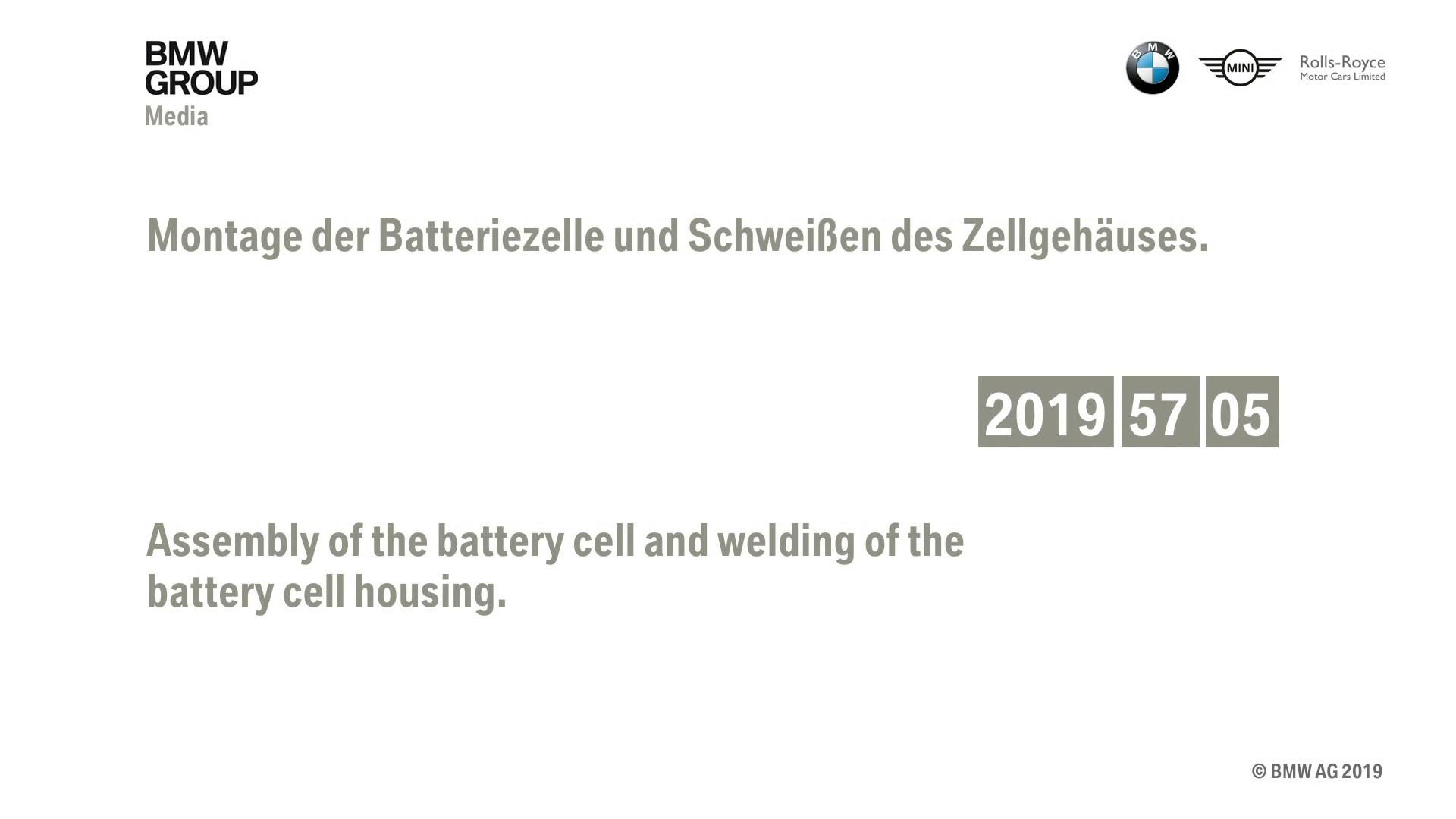 BMWi   Wertschöpfungskette Batteriezellfertigung